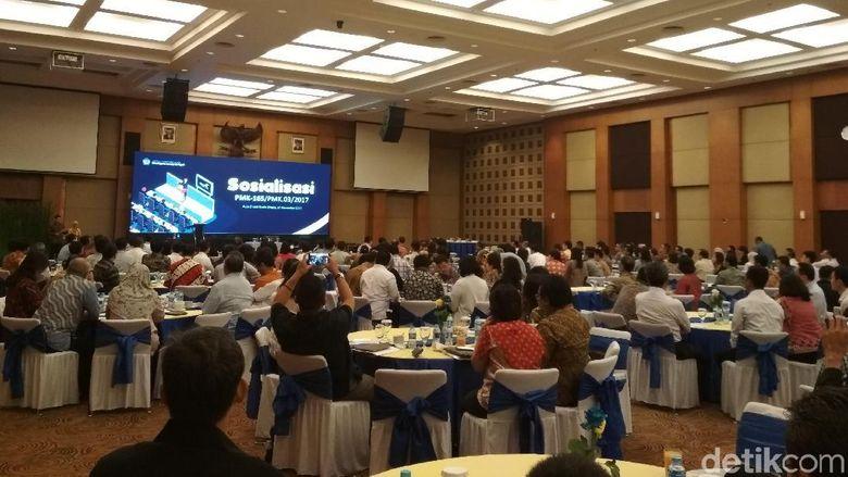 Sri Mulyani Sosialisasikan Aturan Bebas Denda Pajak 200% ke Pengusaha