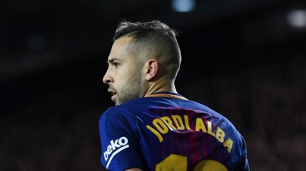 Jordi Alba: Lawan Madrid Selalu Rumit