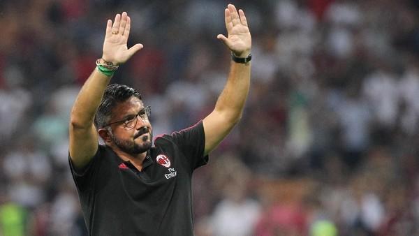 Harapan Milan Pada Diri Gattuso