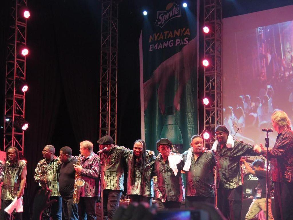 Intip Ramainya Malam Syahdu di The 40th Jazz Goes to Campus Festival