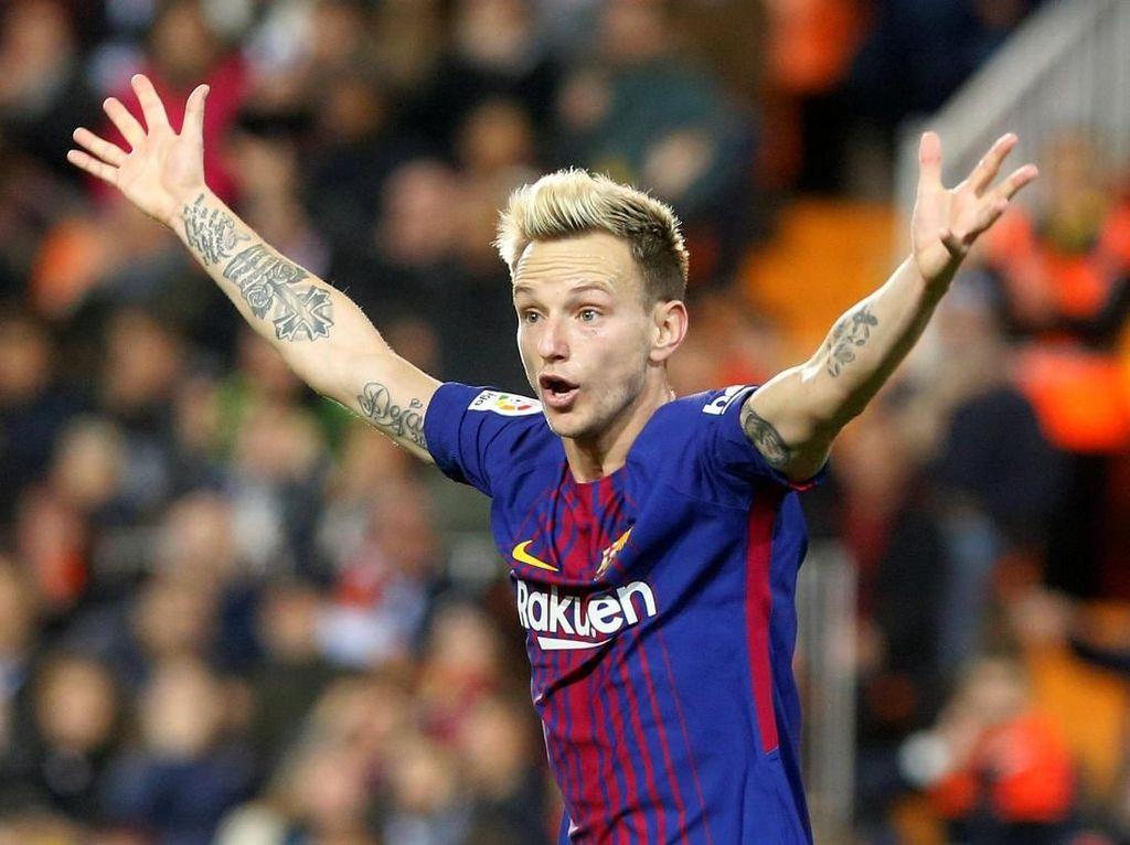 Rakitic Siap Patah Jari Lagi demi Barcelona