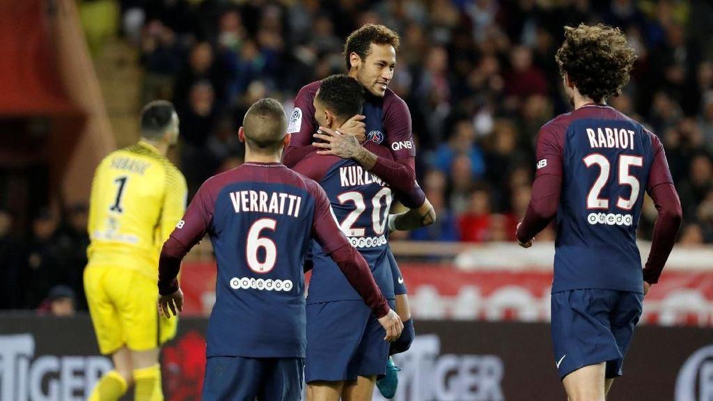Monaco pun Gagal Hentikan Laju PSG