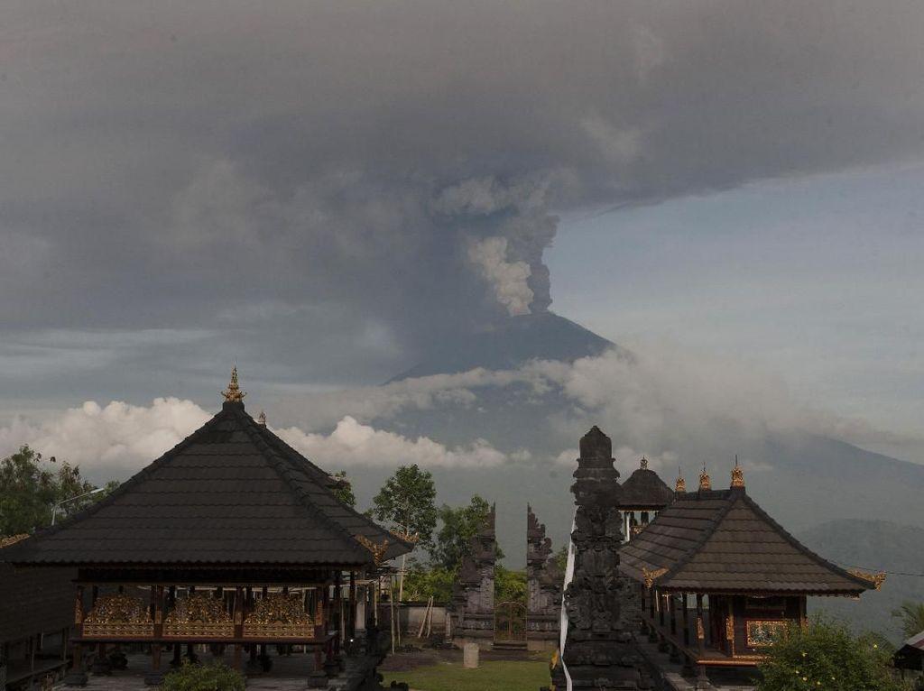 Bandara Bali Ditutup, Ini Imbauan dari Garuda Buat Traveler