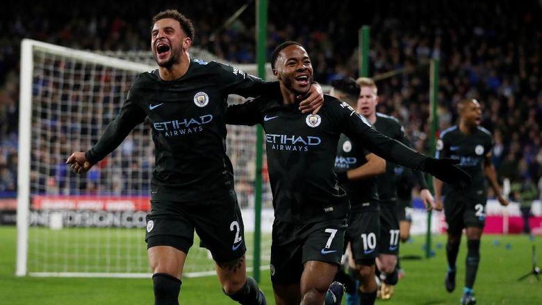 Manchester City  Harus Berjuang Sangat Keras Untuk Mengatasi  Perlawanan Huddersfield Town City