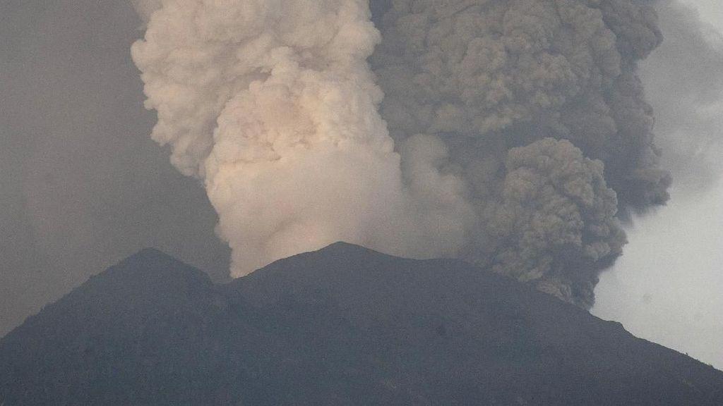 5 Dampak Berbahaya Abu Vulkanik Gunung Agung Untuk Kesehatan