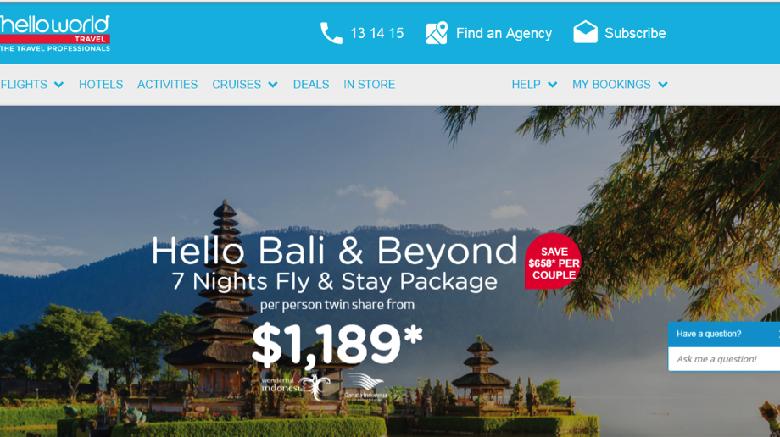 Biro Perjalanan Australia Tawarkan 5 Destinasi Unggulan Indonesia