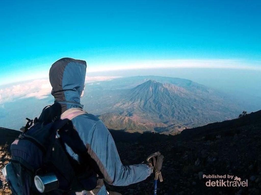Gunung Gede Pangrango Uji Coba Buka untuk Pendakian
