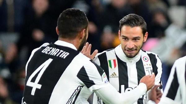 De Sciglio Menemukan Ketenangan di Juventus