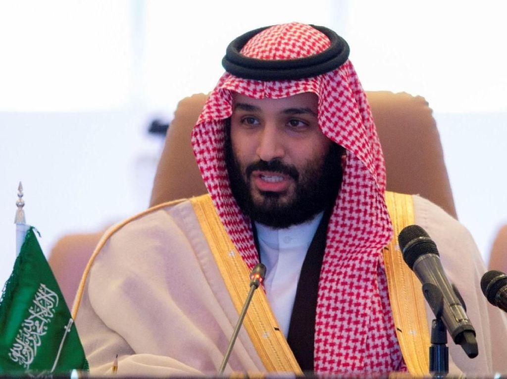 Arab Saudi Raup Rp 1.462 T dari Operasi Antikorupsi Sejak 2017