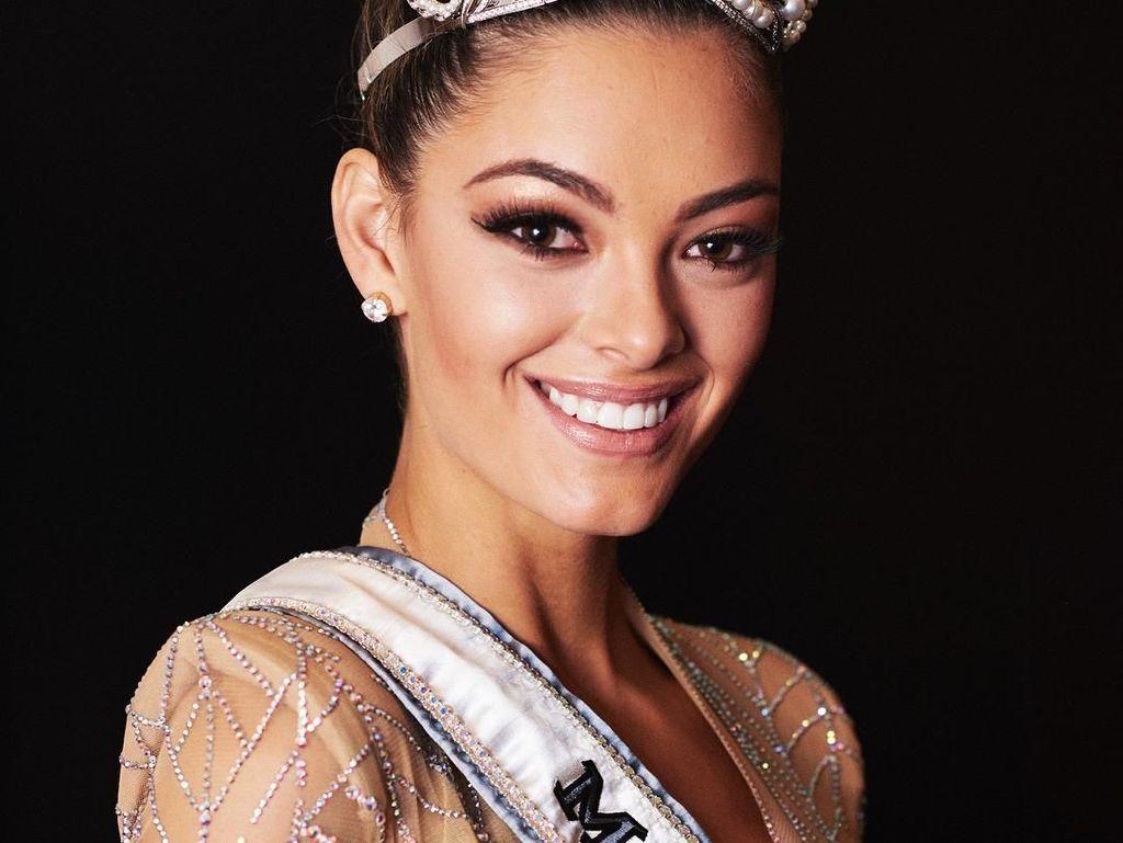 Melihat Megahnya Mahkota Pemenang Miss Universe Senilai Rp 3,4 Miliar