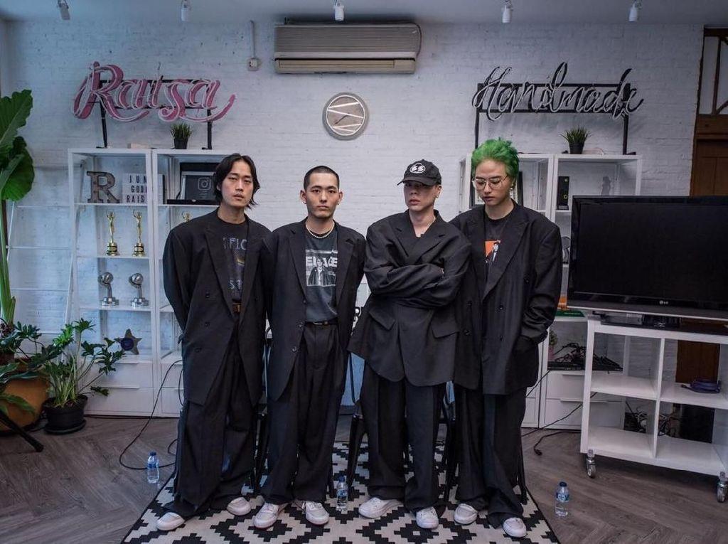 Rasa Korea yang Berbeda di Konser Hyukoh