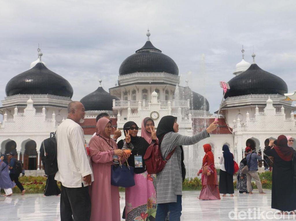 RI Nomor 1 Wisata Halal, Tapi Traveler Muslim Lebih Suka ke Negara Lain