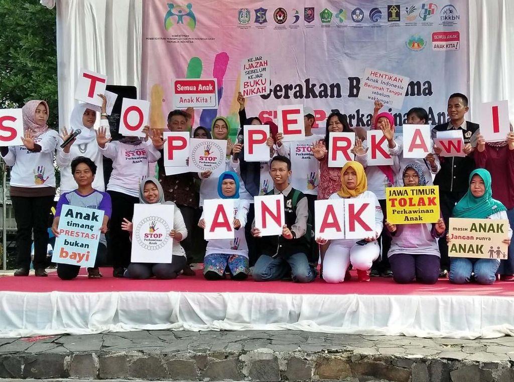 Deklarasi Stop Perkawinan Anak