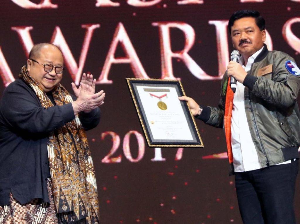 KSAU Award 2017 Raih Rekor MURI
