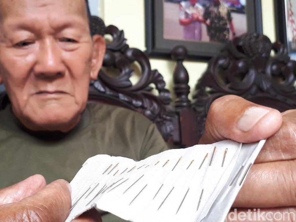Cerita Djoni Liem, Penyembur Jarum Beracun Saat Bertugas ke Malaysia
