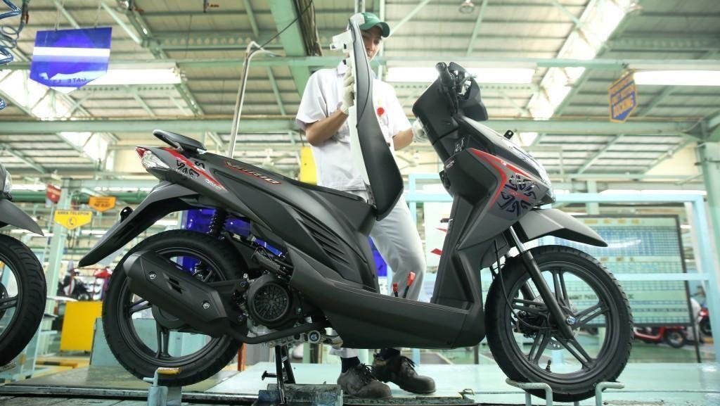 Motor Paling Laris di Indonesia 2017 adalah...