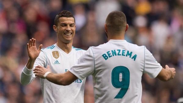Ballon dOr Kelima Ronaldo Jadi Kehormatan untuk Madridistas