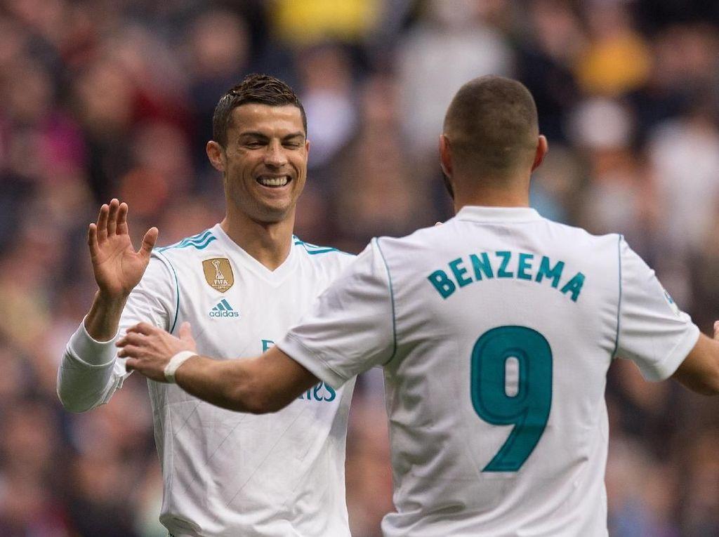 Klausul Pelepasan Messi Masih Kalah dari Ronaldo dan Benzema