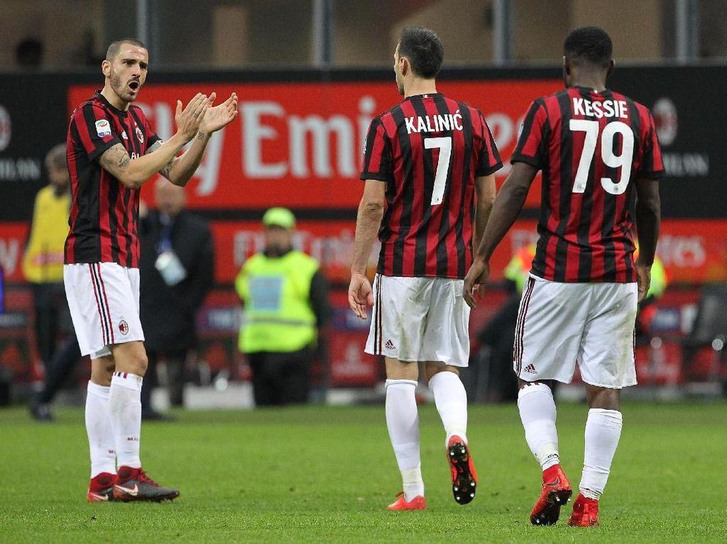 Dominasi Tanpa Hasil dari Milan