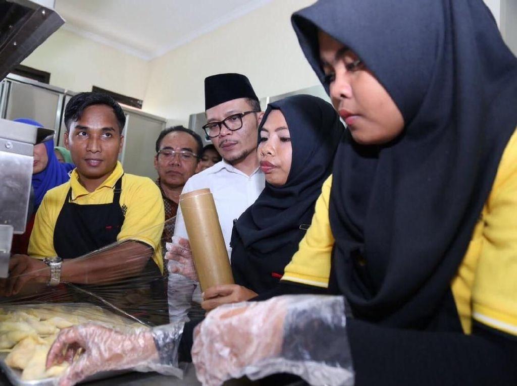 Balai Latihan Kerja Diperluas untuk Tingkatkan Skill Lulusan SD-SMP