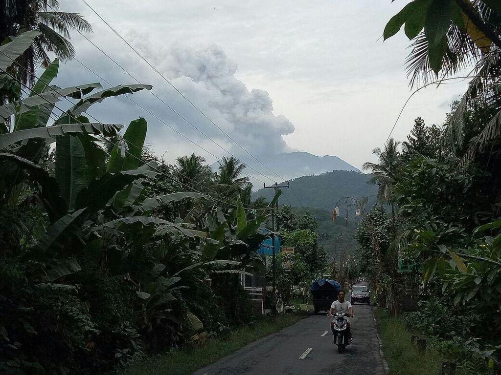 Dampak Abu Vulkanik Bagi Kesehatan Paru dan Penanganannya