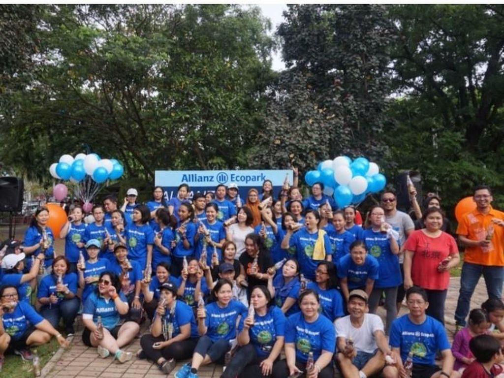 Sweat Challenge, Olahraga Seru dan Gratis di Allianz Ecopark Ancol