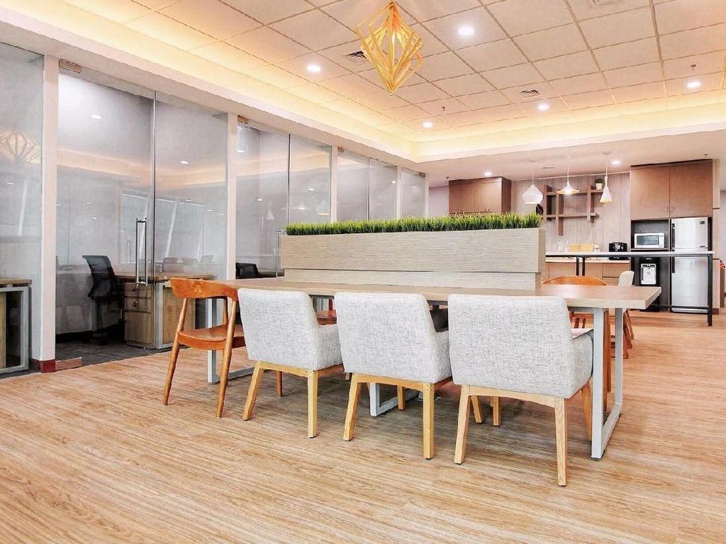 Avenue8, Coworking untuk Startup Bergaya ala Hotel