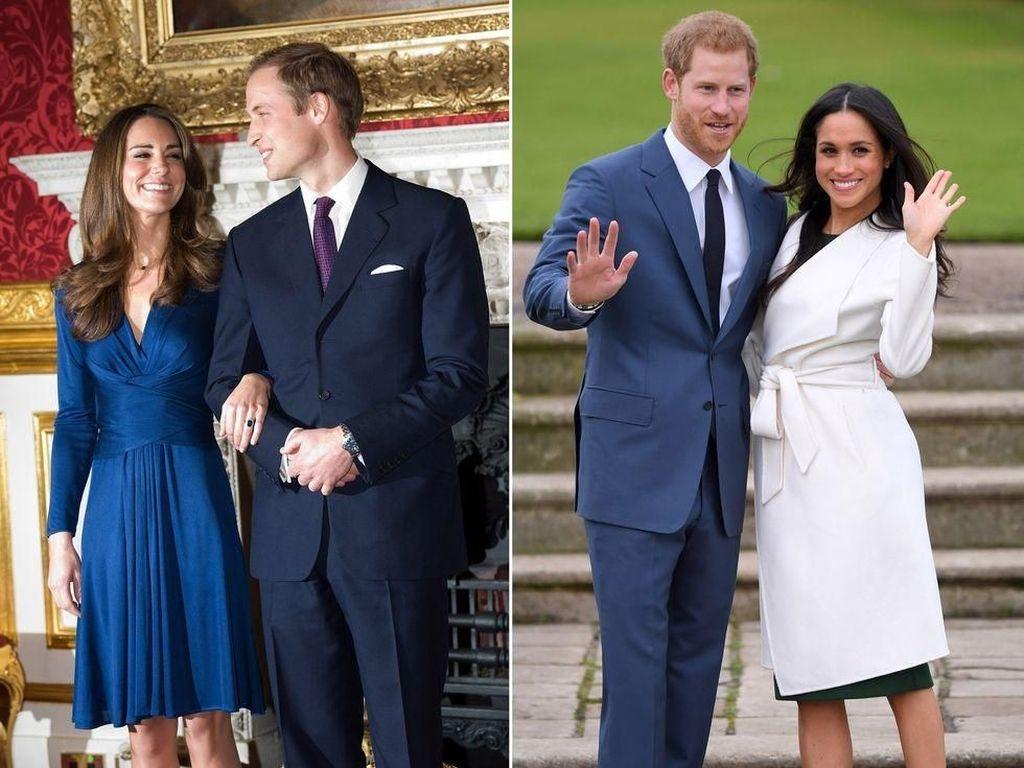 Pangeran William Takut Pernikahan Harry-Meghan Ancam Masa Depan Monarki