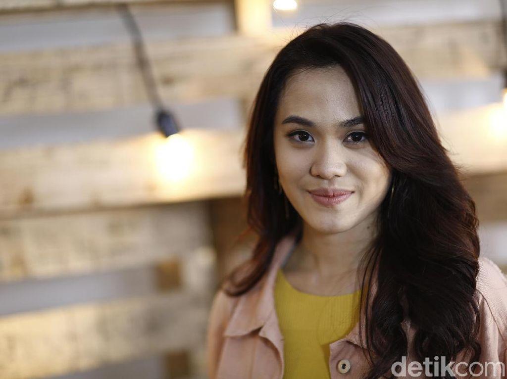Sweet Talk Sukses, Sheryl Sheinafia Ketagihan Nge-dance