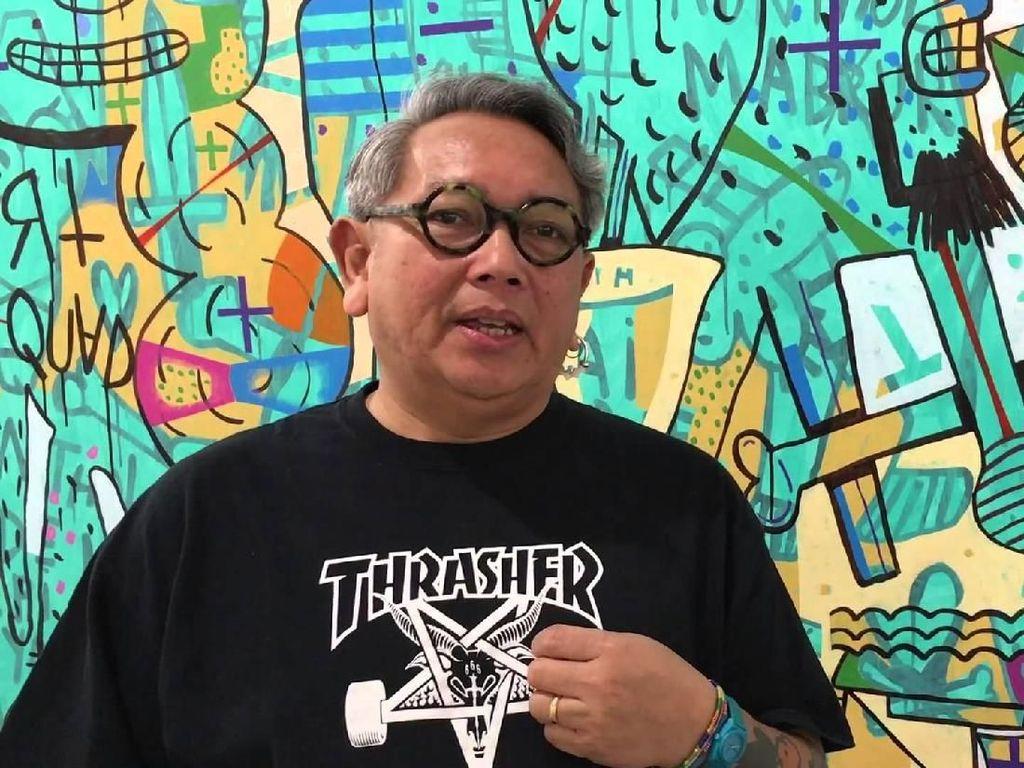 Eddie Hara Gelar Pameran Tunggal di NADI Gallery
