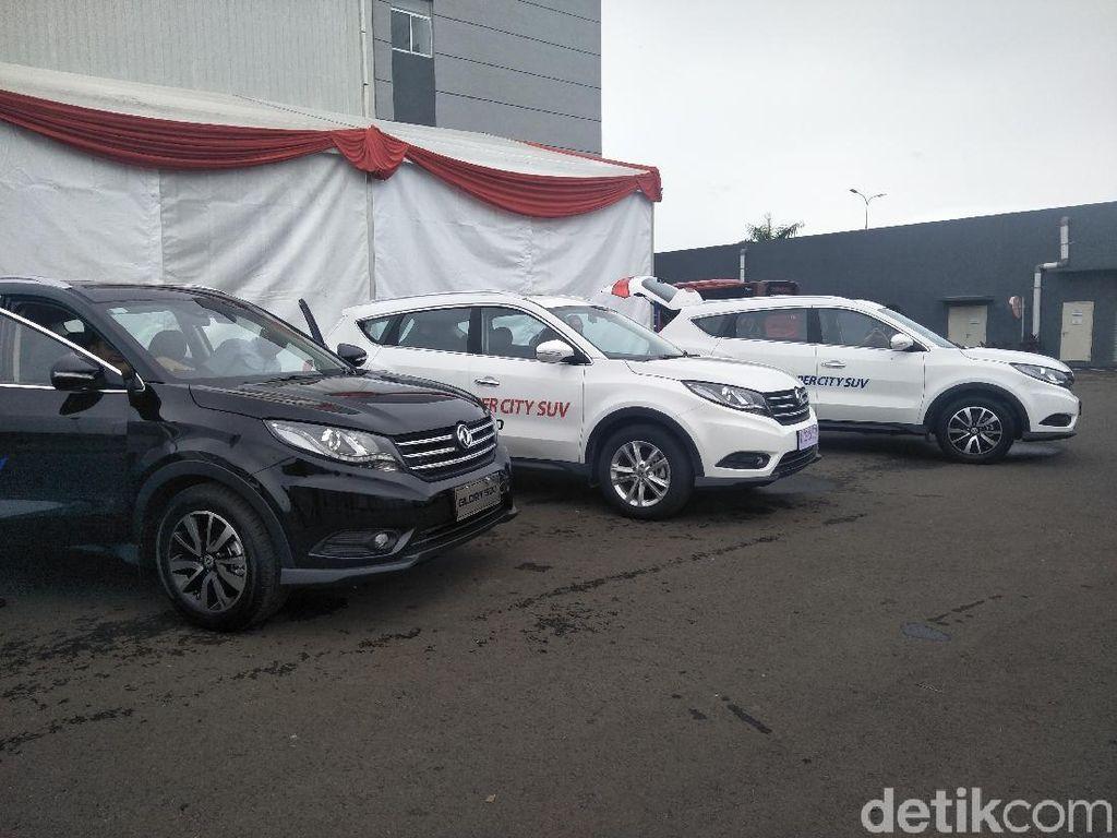 Apa Bekal SUV China untuk Tantang CR-V dkk di Indonesia?