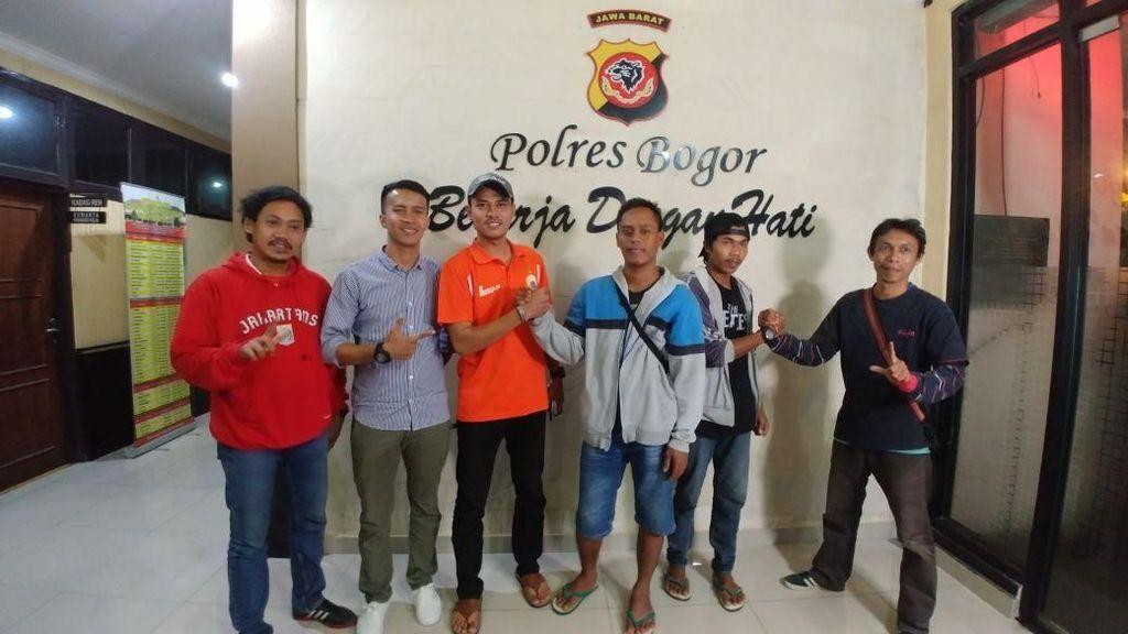 Beredar Video Viking vs Jakmania di Bogor, Polisi: Itu Hoax