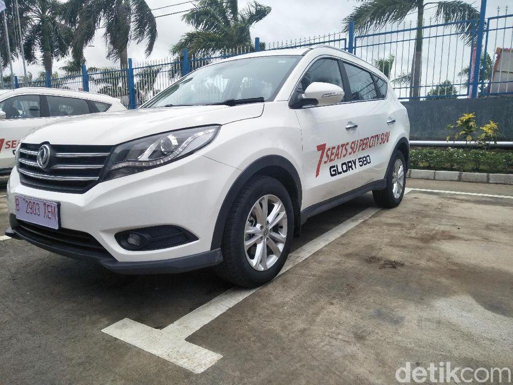 Melihat Lebih Dekat Pesaing CR-V dari China