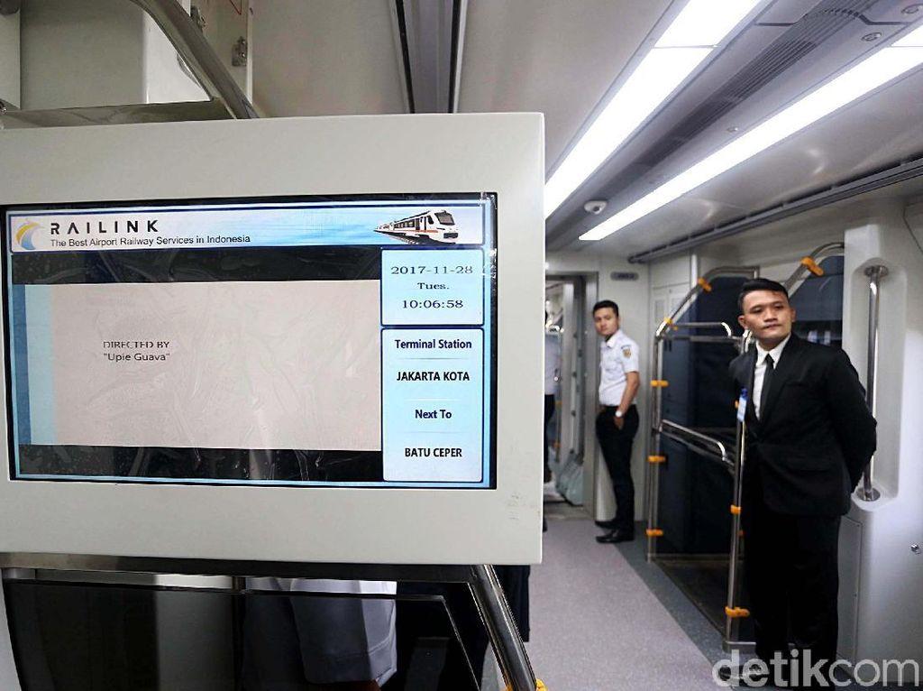 Check In Pesawat di Stasiun Sudirman, Kapan Bisa Dimulai?