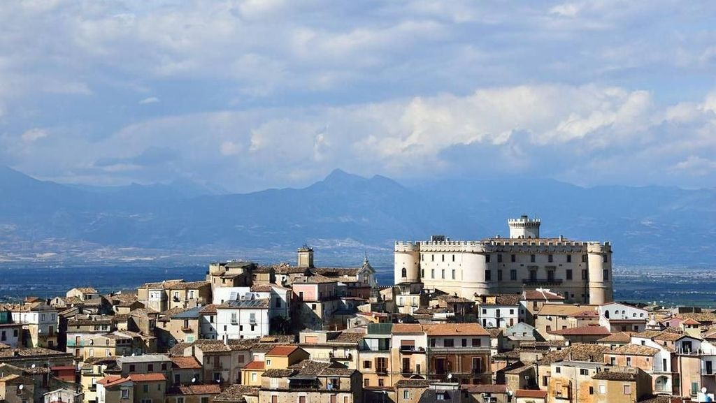 Mengintip Tempat Lahirnya Si Garang Gennaro Gattuso