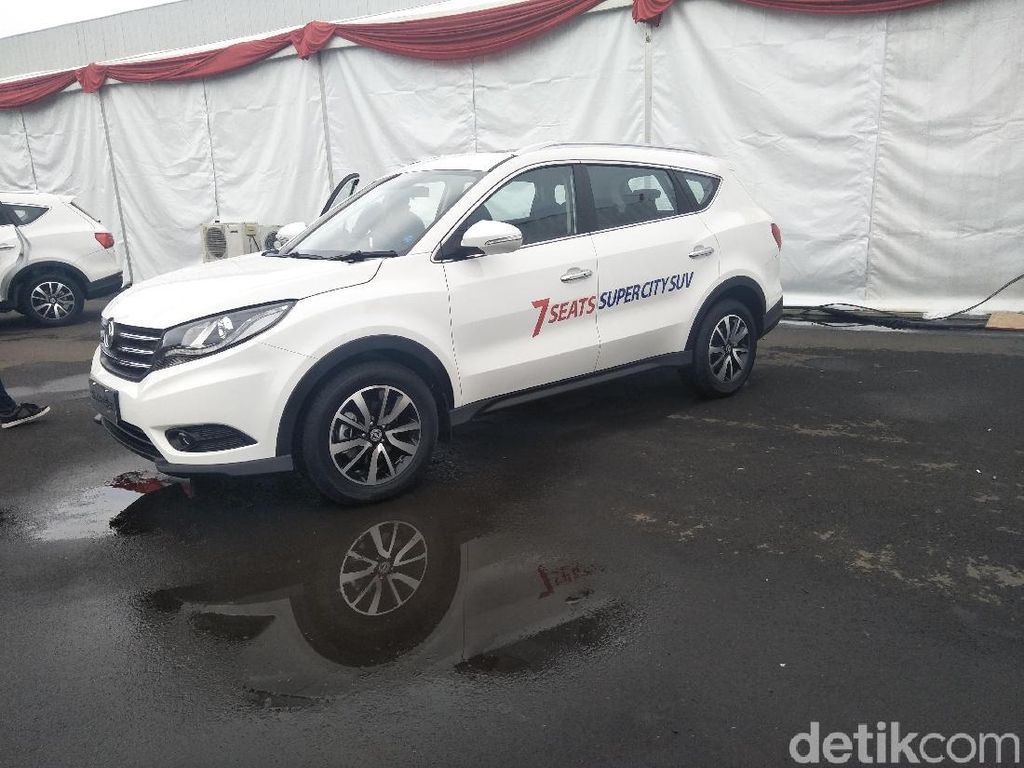 Berapa Harga Mobil China Pesaing CR-V?