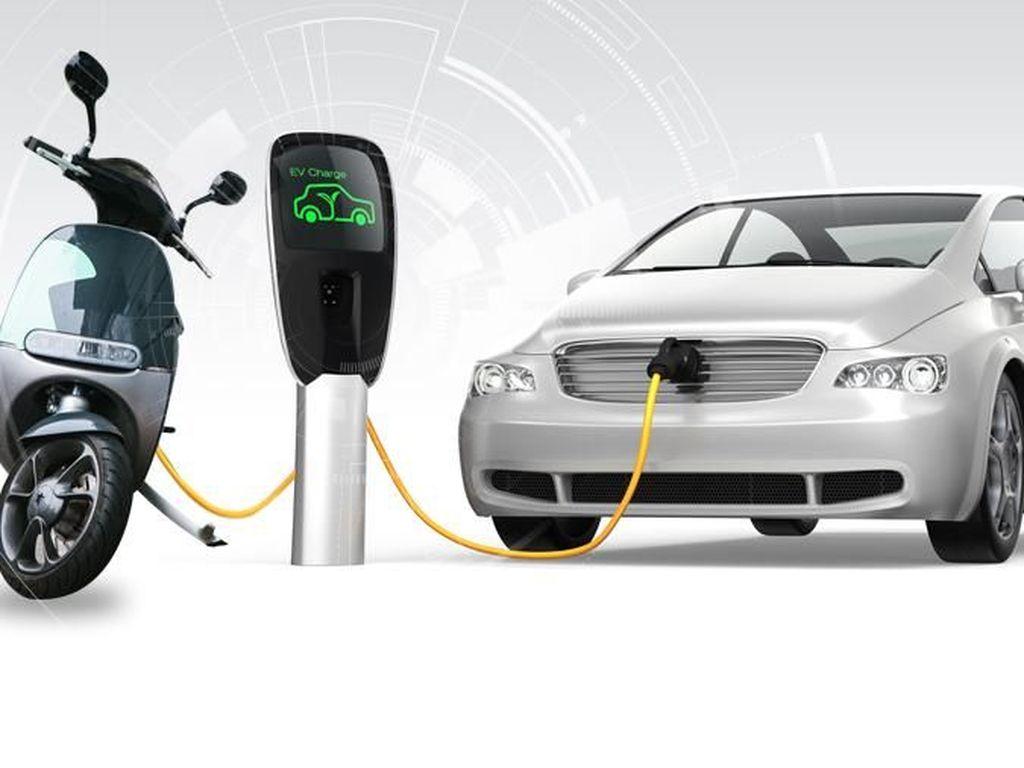 Pemerintah Masih Galau Soal Definisi Mobil Listrik