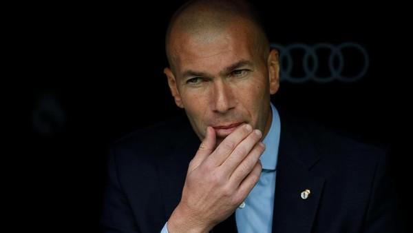 Catatan Apik Zidane di El Clasico
