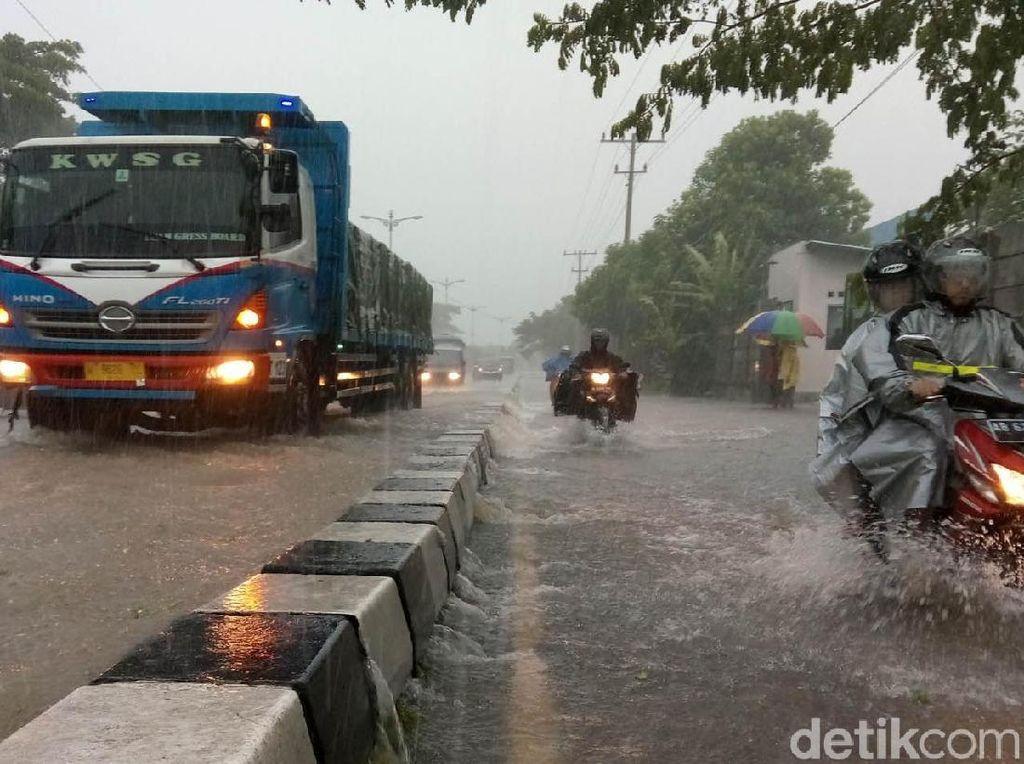 Diguyur Hujan Lebat, BPBD Bantul Catat 132 Laporan Bencana