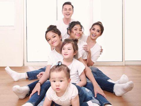 Berharap Cowok, Andhika & Ussy Terkejut Saat Tahu Jenis Kelamin Anak Ke-5