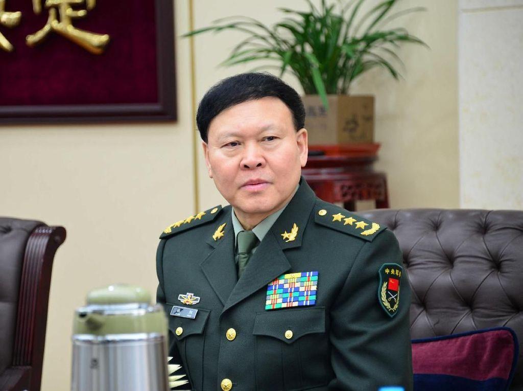 Diselidiki Atas Kasus Korupsi, Pejabat Militer China Gantung Diri