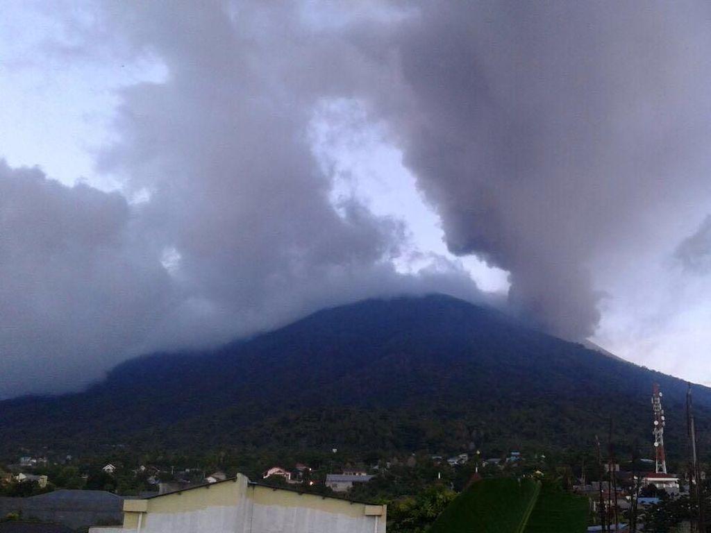 Dentuman Bisa Terjadi Akibat Gunung Berapi, Begini Analisis Vulkanolog