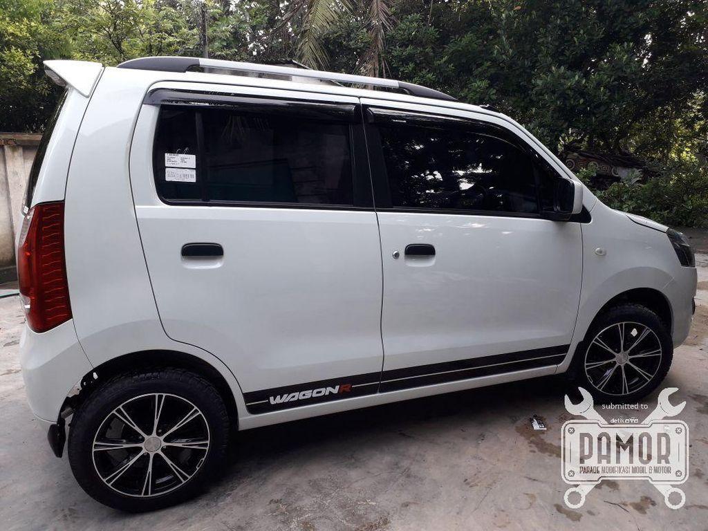 Suzuki Karimun Wagon R GL Elegan Sporty