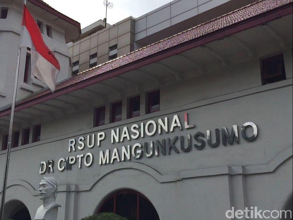 Guru Besar FKM UI Meninggal di RSCM Berstatus PDP Corona