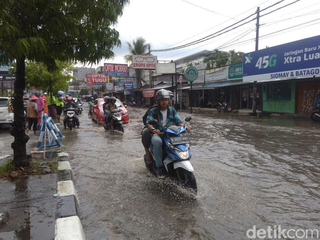 Badai Cempaka di Selatan Jawa Sebabkan Potensi Cuaca Ekstrem di Yogya