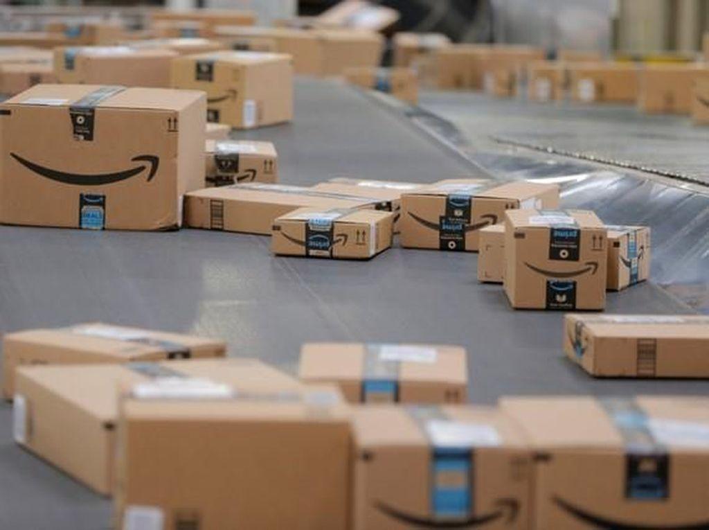 Amazon Buka 33.000 Lowongan Kerja Baru, Gajinya Bikin Semringah