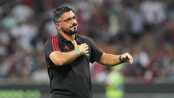 Milan: Gattuso Solusi Terbaik untuk Saat Ini