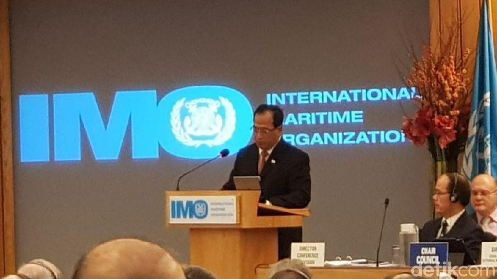 RI Kembali Jadi Anggota IMO, Menhub: Momentum Jadi yang Terdepan