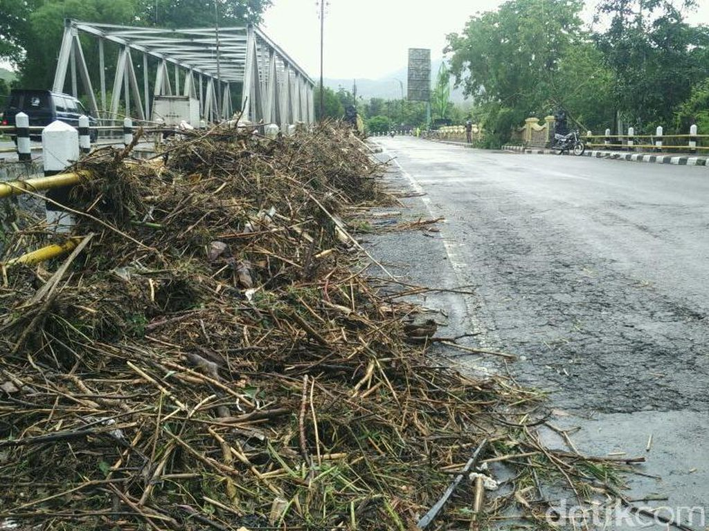 Kerugian Bencana Dampak Siklon Cempaka di Gunungkidul Capai Rp 100 M