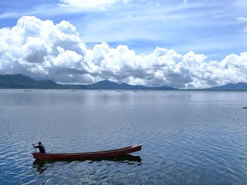 Danau Tondano View-nya Tiada Dua, Kulinernya Mantap